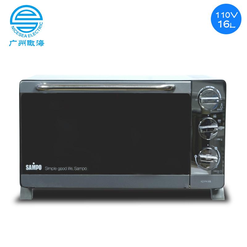110V出口外贸电烤箱16L