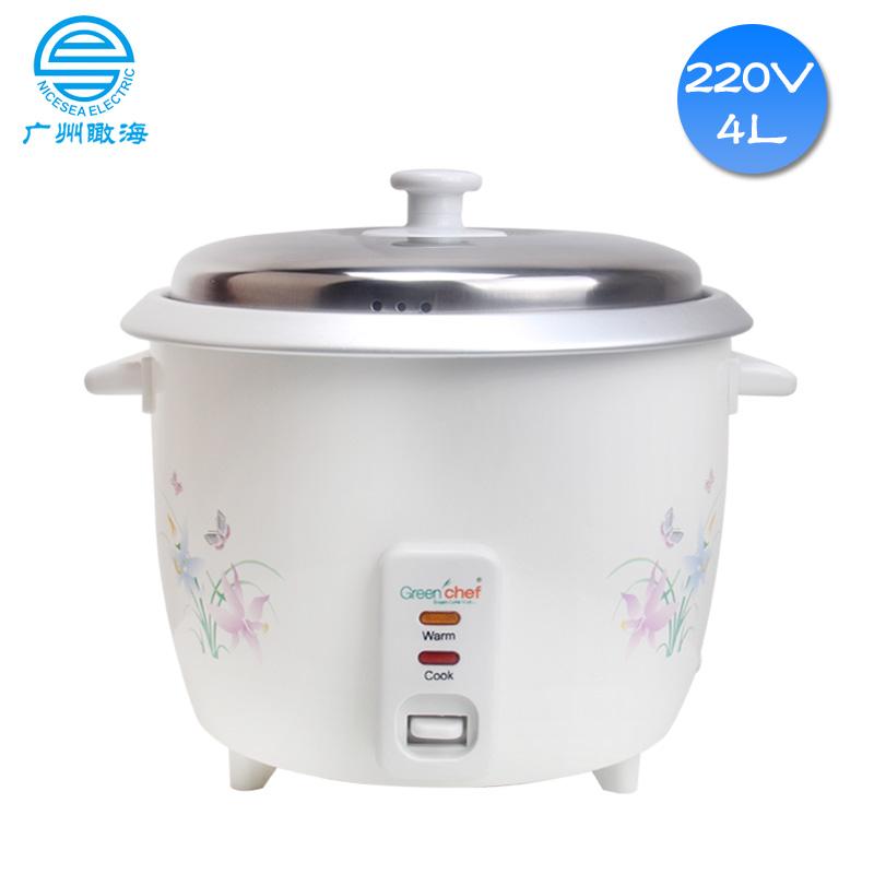 220V外贸船用电饭锅4L电饭煲