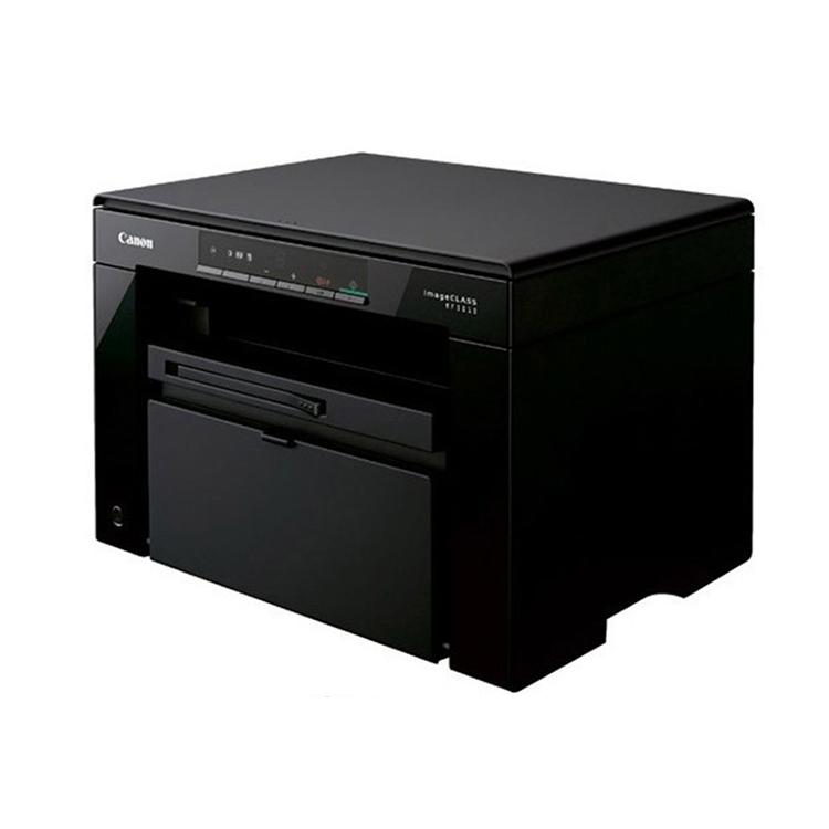 佳能3010黑白激光一体机 110V打印机