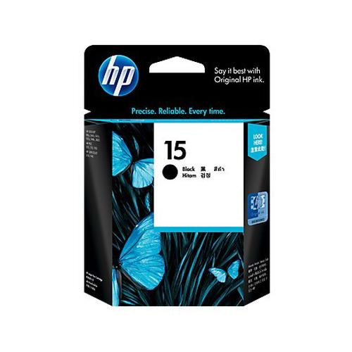 HP惠普 15 号黑色墨盒 (C6615DA)