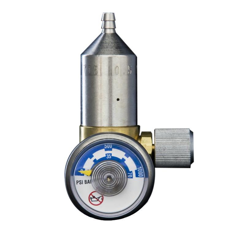 标准气体流量阀715 适用于6D 0.5LMIN