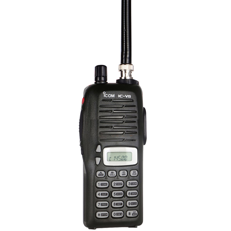 艾可慕IC-V8对讲机ICOM icom-v8船用甚高频对讲机