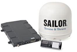 海事卫星终端 SAILOR 150 FleetBroadband