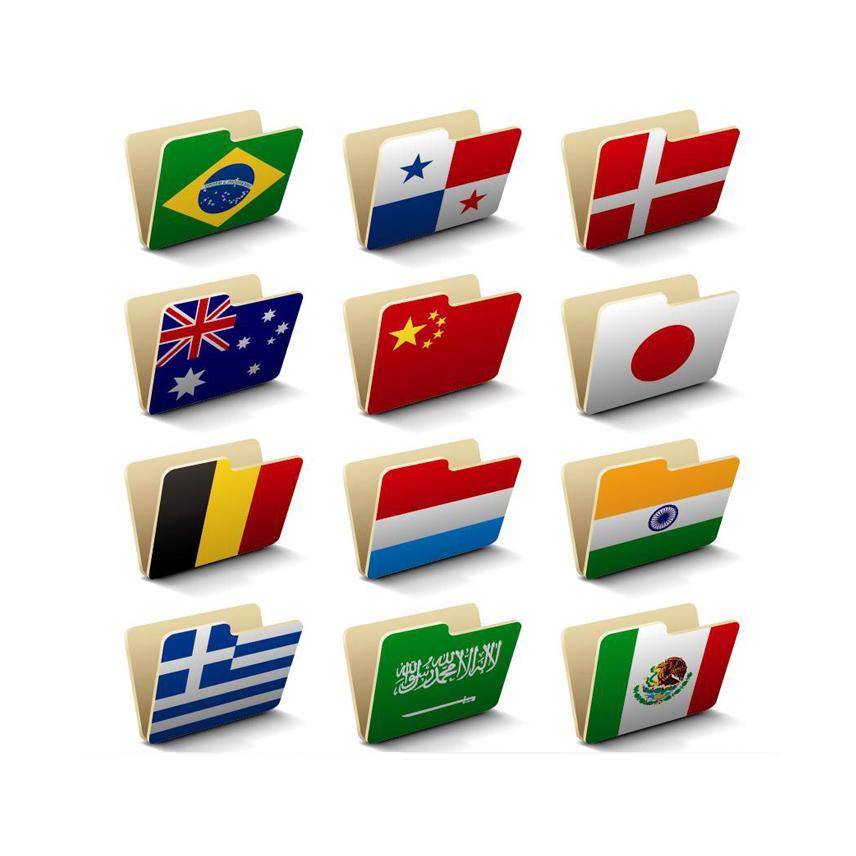 世界各国船用国旗