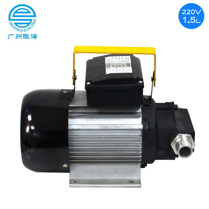 110V外贸定制手提式齿轮泵