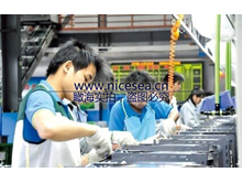 微波炉生产线6