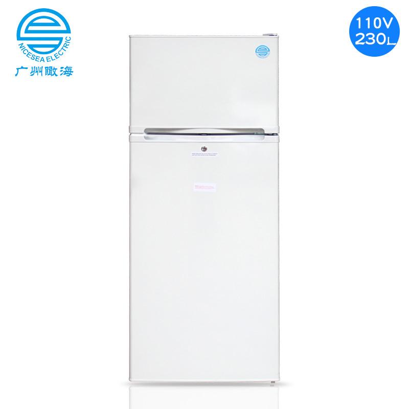 110V电冰箱双门230L