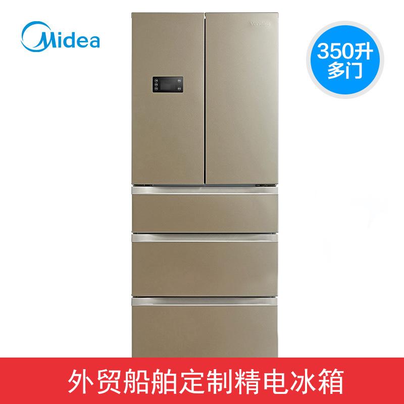 美的350L多门电冰箱220V60Hz